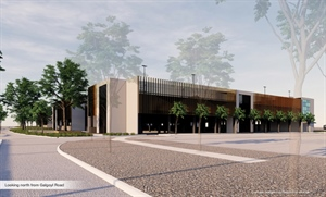 Preferred proponent announced for Mandurah Station Multi-Storey Car Park