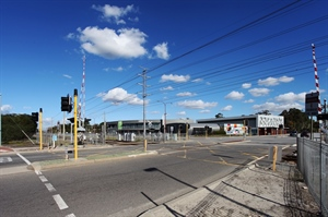 Stakeholder feedback informs a new option for Wharf Street Level Crossing Removal