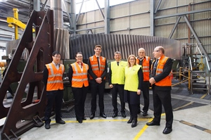 Bassendean company awarded bogie contract