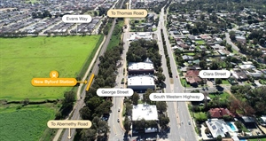 Future Byford Station site revealed