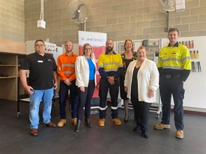 Bright future ahead at METRONET Trade Training Centre