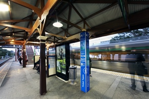 Learn more about Claremont Station Project